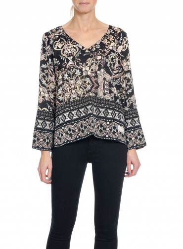odd molly all in blouse