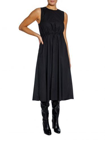GESTUZ DRESS SORI BLACK